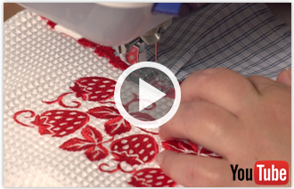 Free video with instructions on how to dress up a dish towel.