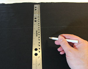 Free project instructions to make a fashionable wrap!