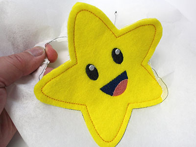 Free project instructions to make a sweet dreams mobile!