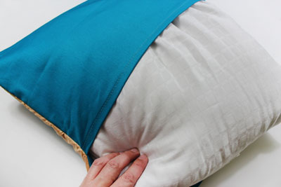 Free project instructions to create a jewel pillow!