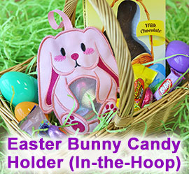 Bunny Treat Holder Project Tutorial