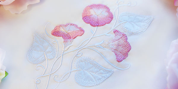 Free project instructions to create a Luxury Applique.