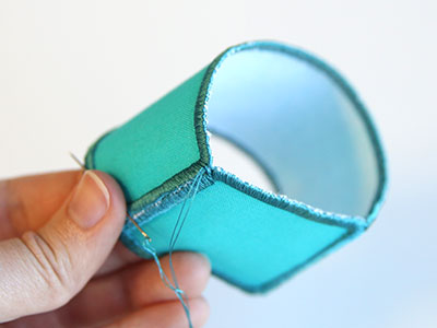Free project instructions to make a Camper Pincushion, In-the-Hoop