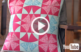 Free project instructions to create in--the-hoop quilt blocks.