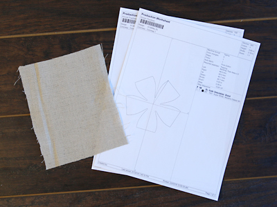 Free project instructions for creating pin cushions, in-the-hoop.
