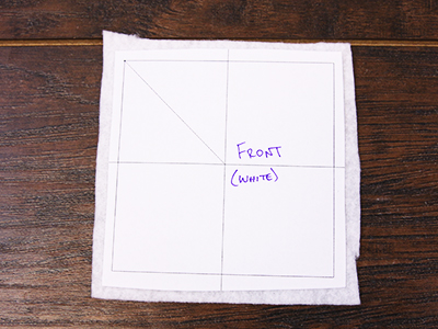 Free project instructions to createan in-the-hoop pie trivet.
