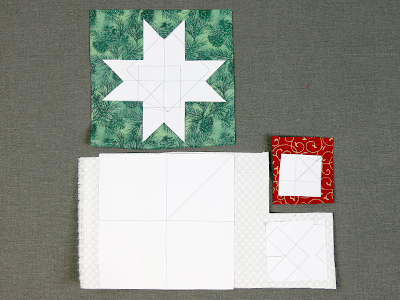 Free project instructions for creating a layered applique trivet in-the-hoop.