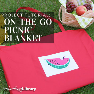 On-the-Go Picnic Blanket