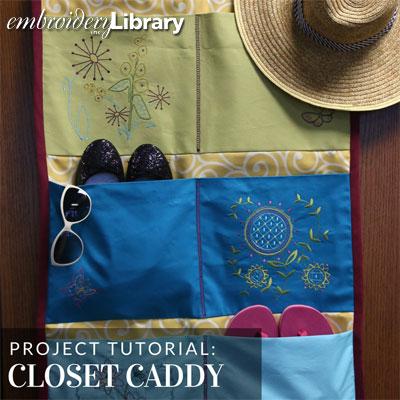 Closet Caddy