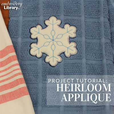 Heirloom Applique