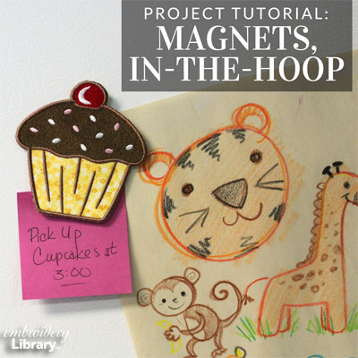 Magnets, In-the-Hoop
