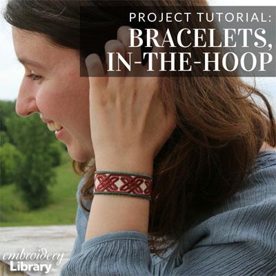 Bracelets, In-the-Hoop