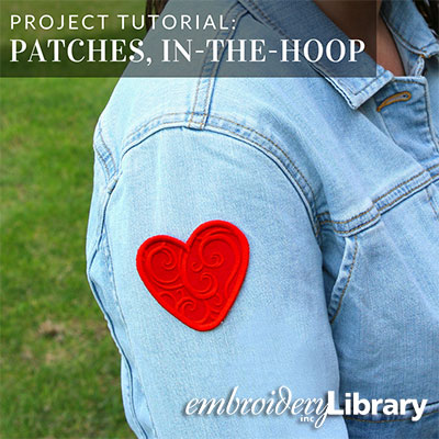 Patches (In-the-Hoop)