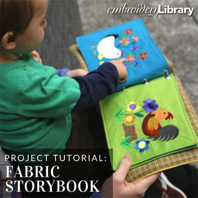 Fabric Storybook