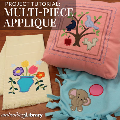 Multi-Piece Classic Applique