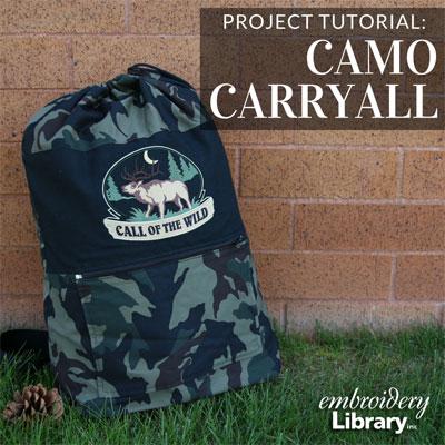 Camo Carryall