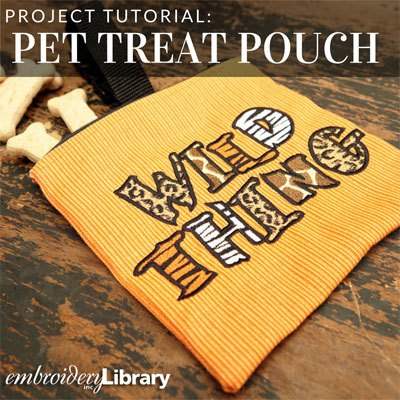 Pet Treat Pouch