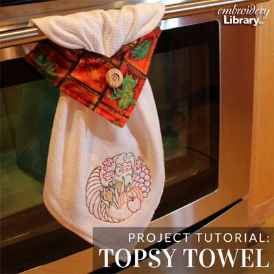 Topsy Towel