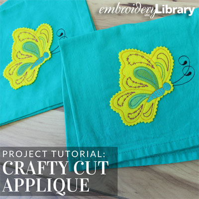 Crafty Cut Applique