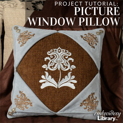 Picture Window Pillow
