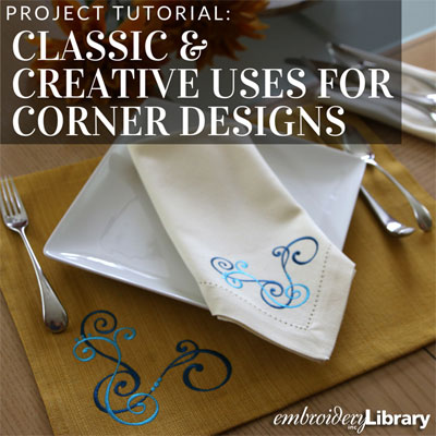 Classic and Creative Uses for Corner Designs