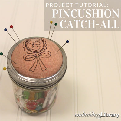 Pincushion Catch-All