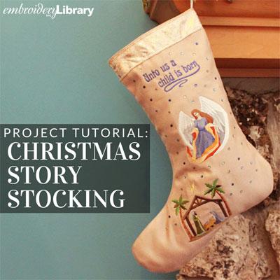 Christmas Story Stocking