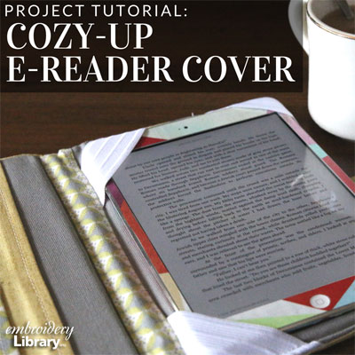 Cozy-Up E-Reader Cover