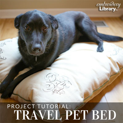 Travel Pet Bed
