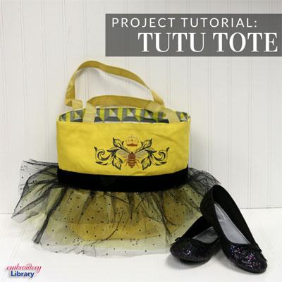 Tutu Tote