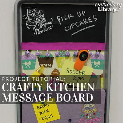 Crafty Kitchen Message Board