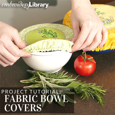 Fabric Bowl Covers