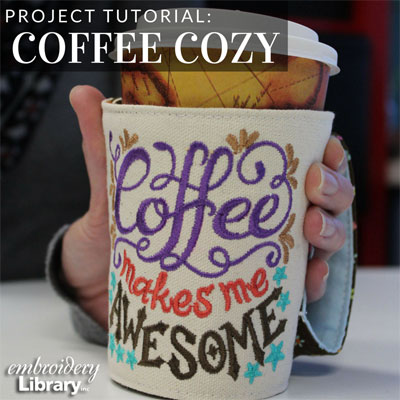 Too-Hot-To-Handle Coffee Cozy