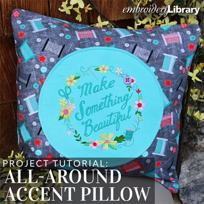 All-Around Accent Pillow