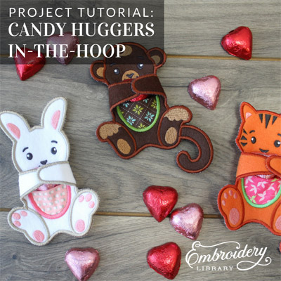 Candy Huggers In-the-Hoop