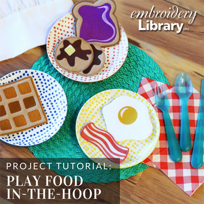 Play Food In-the-Hoop