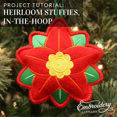 Heirloom Stuffies, In-the-Hoop