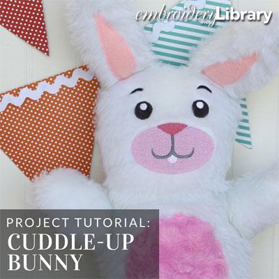 Cuddle-up Bunny