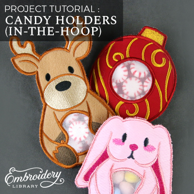 Candy Holders (In-the-Hoop)