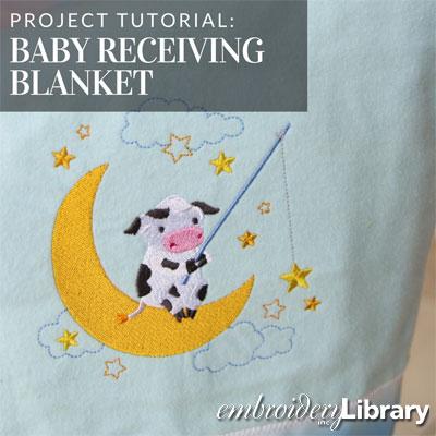 Baby Receiving Blanket