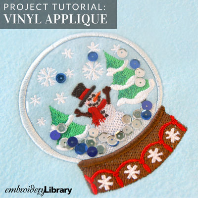 Vinyl Applique