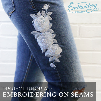 Outseam Embroidery