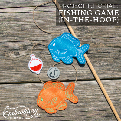 Fishing Game (In-the-Hoop)
