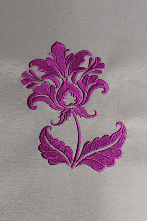 Tips and techniques for embroidering on taffeta fabric