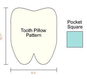 Tooth Fairy Pillow Patterns To Sew Free