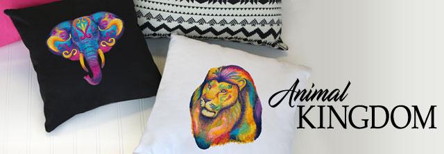 Embroidery Library - Animal Kingdom