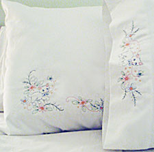 Make the most of this week\u0027s new designs with handy tips and tricks for embroidering on pillowcases! What stabilizer should you use?