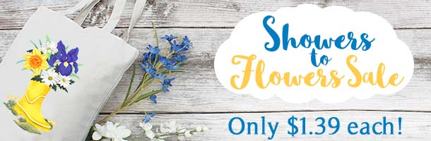 Showers to Flowers Sale