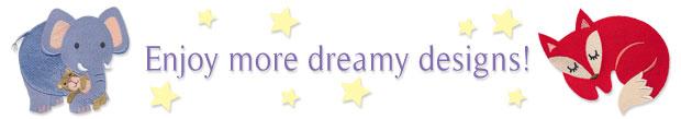 Embroidery Encore - Sweet Dreams