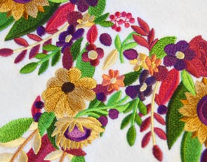Embroidery Library - Warm & Cozy